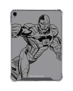 Cyborg Comic Pop iPad Pro 11in (2018-19) Clear Case
