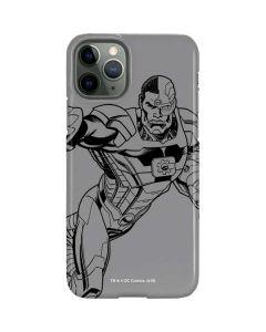Cyborg Comic Pop iPhone 11 Pro Lite Case
