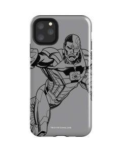 Cyborg Comic Pop iPhone 11 Pro Max Impact Case