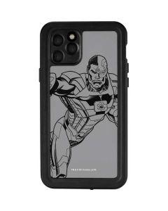 Cyborg Comic Pop iPhone 11 Pro Waterproof Case