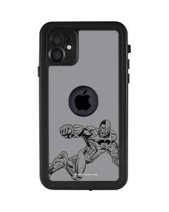 Cyborg Comic Pop iPhone 11 Waterproof Case