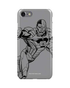 Cyborg Comic Pop iPhone SE Lite Case