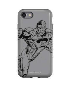 Cyborg Comic Pop iPhone SE Pro Case