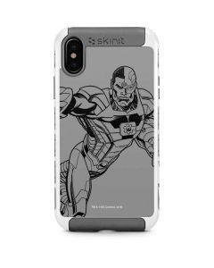 Cyborg Comic Pop iPhone X/XS Cargo Case