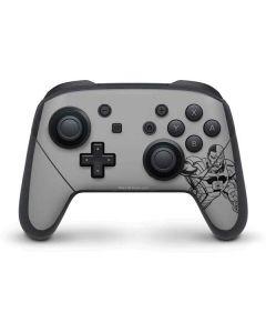 Cyborg Comic Pop Nintendo Switch Pro Controller Skin