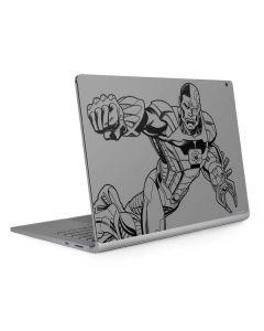 Cyborg Comic Pop Surface Book 2 15in Skin