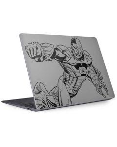 Cyborg Comic Pop Surface Laptop 3 13.5in Skin
