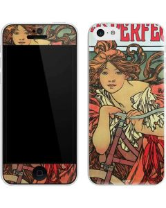 Cycles Perfecta iPhone 5c Skin