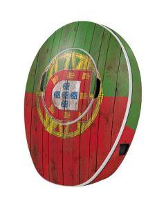 Portuguese Flag Dark Wood MED-EL Samba 2 Skin