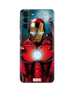 Ironman Galaxy S21 Plus 5G Skin