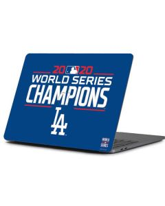 2020 World Series Champions LA Dodgers Apple MacBook Pro 13-inch Skin