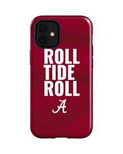 Alabama Roll Tide Roll iPhone 12 Mini Case