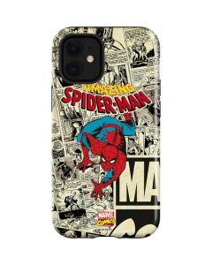 Amazing Spider-Man Comic iPhone 12 Mini Case