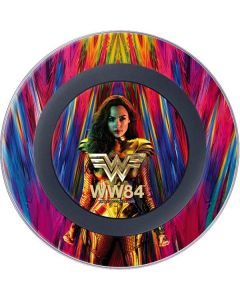 Wonder Woman Color Blast Wireless Charger Skin