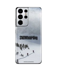 TransWorld SNOWboarding Snow Galaxy S21 Ultra 5G Skin