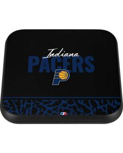 Indiana Pacers Elephant Print Wireless Charger Single Skin