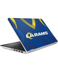Los Angeles Rams Team Jersey HP Pavilion Skin