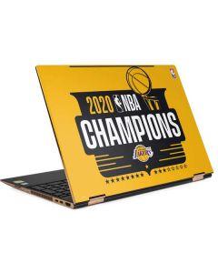 2020 NBA Champions Lakers HP Spectre Skin