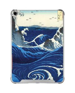 View of the Naruto whirlpools at Awa iPad Air 10.9in (2020) Clear Case