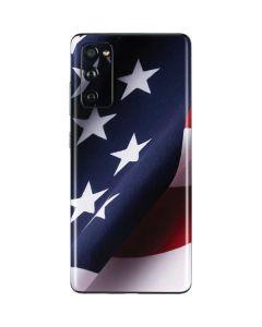 The American Flag Galaxy S20 Fan Edition Skin