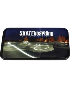 TransWorld Luminescent Skate Park Lights Wireless Charger Duo Skin