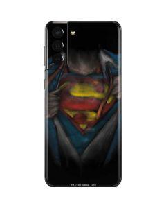Superman Chalk Galaxy S21 Plus 5G Skin