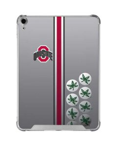 Ohio State University Buckeyes iPad Air 10.9in (2020) Clear Case