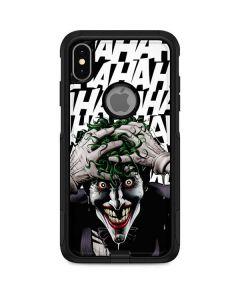 The Joker Insanity Otterbox Commuter iPhone Skin