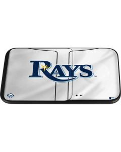 Tampa Bay Rays Home Jersey Wireless Charger Duo Skin