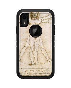 da Vinci - The Proportions of Man Otterbox Defender iPhone Skin