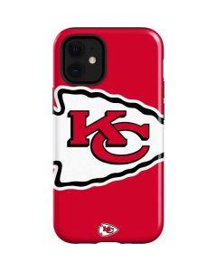 Kansas City Chiefs Large Logo iPhone 12 Mini Case