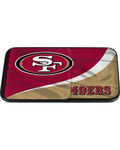 San Francisco 49ers Wireless Charger Duo Skin