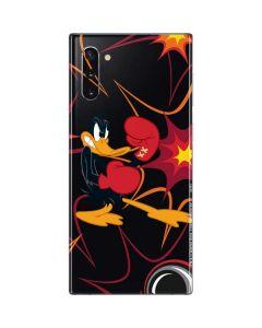 Daffy Duck Boxer Galaxy Note 10 Skin