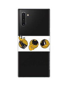 Daffy Duck Three Circles Galaxy Note 10 Skin