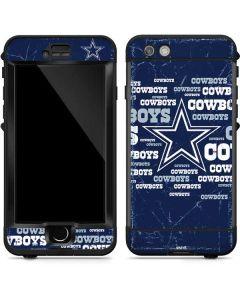Dallas Cowboys Blast LifeProof Nuud iPhone Skin