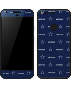 Dallas Cowboys Blitz Series Google Pixel Skin