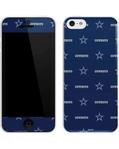 Dallas Cowboys Blitz Series iPhone 5c Skin