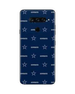 Dallas Cowboys Blitz Series LG V40 ThinQ Skin