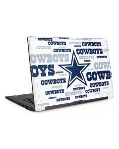 Dallas Cowboys Blue Blast Dell Latitude Skin