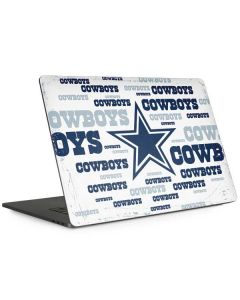 Dallas Cowboys Blue Blast Apple MacBook Pro 15-inch Skin