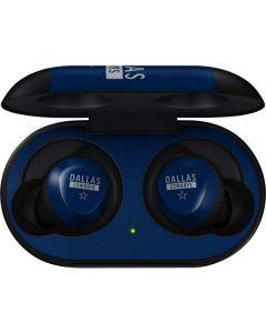 Dallas Cowboys Blue Performance Series Galaxy Buds Skin
