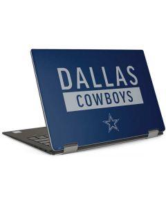 Dallas Cowboys Blue Performance Series Dell XPS Skin