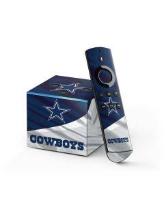 Dallas Cowboys Fire TV Cube Skin