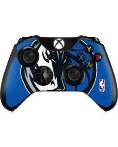 Dallas Mavericks Large Logo Xbox One Controller Skin