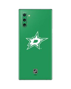 Dallas Stars Color Pop Galaxy Note 10 Skin
