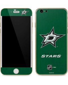 Dallas Stars Distressed iPhone 6/6s Skin