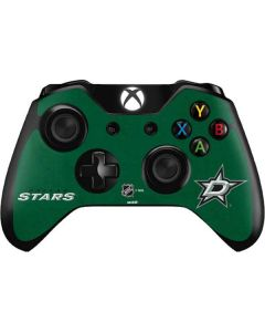 Dallas Stars Distressed Xbox One Controller Skin