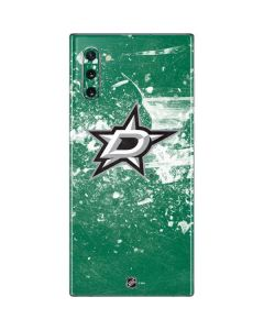 Dallas Stars Frozen Galaxy Note 10 Skin