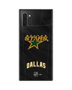 Dallas Stars Home Jersey Galaxy Note 10 Skin