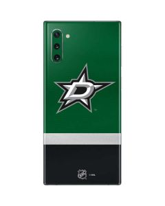 Dallas Stars Jersey Galaxy Note 10 Skin